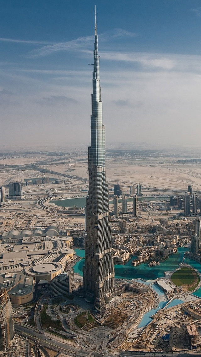 Highest Building In Dubai