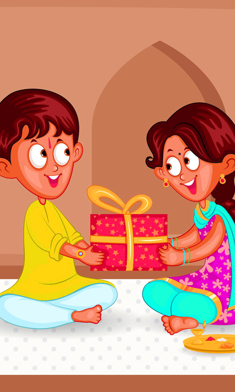 Raksha Bandhan Gifts Wallpaper