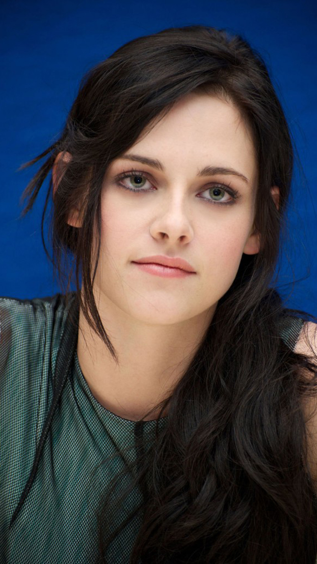 Beautiful Kristen Lovely Eyes