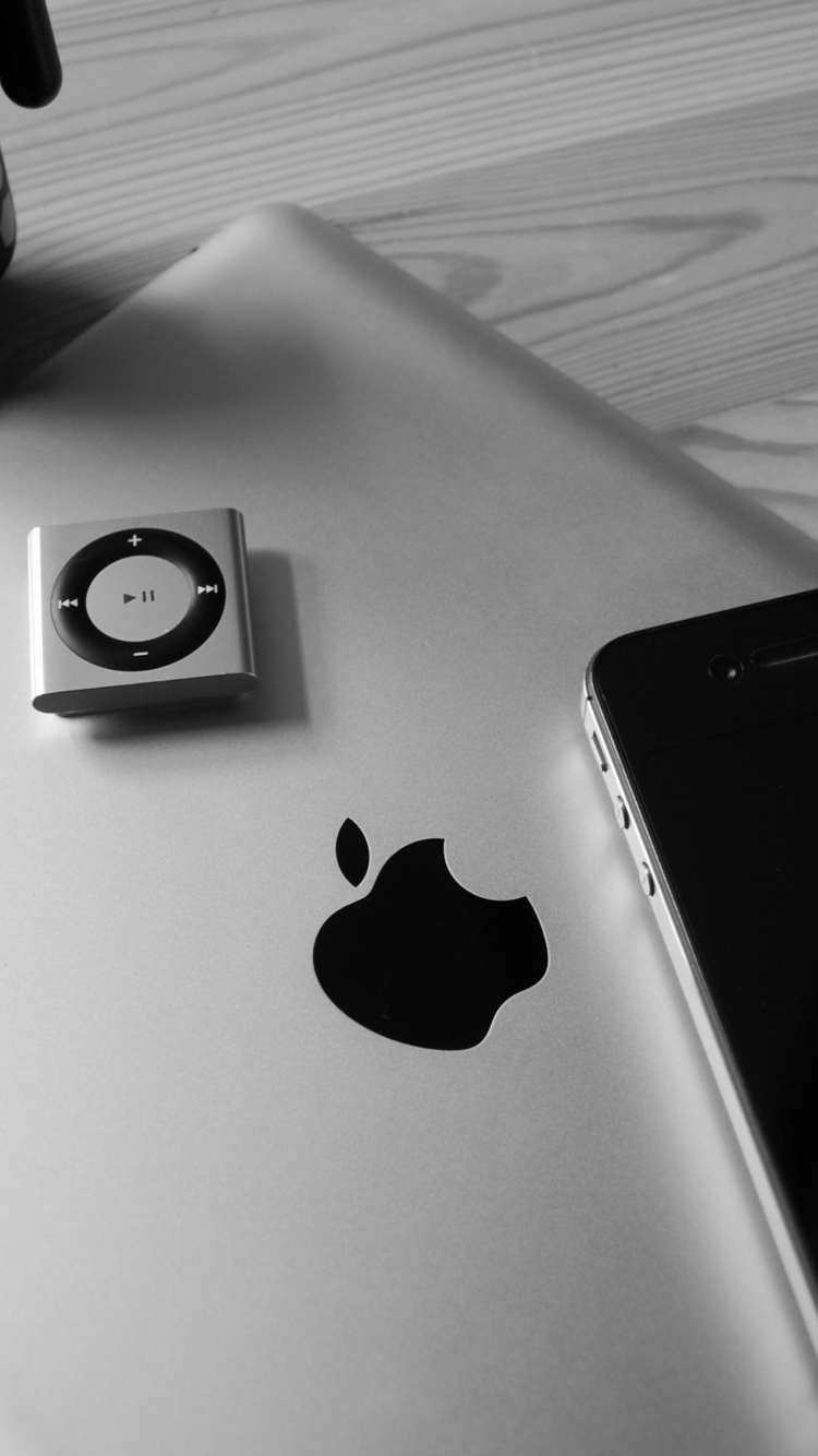 Apple iPod Wallpaper