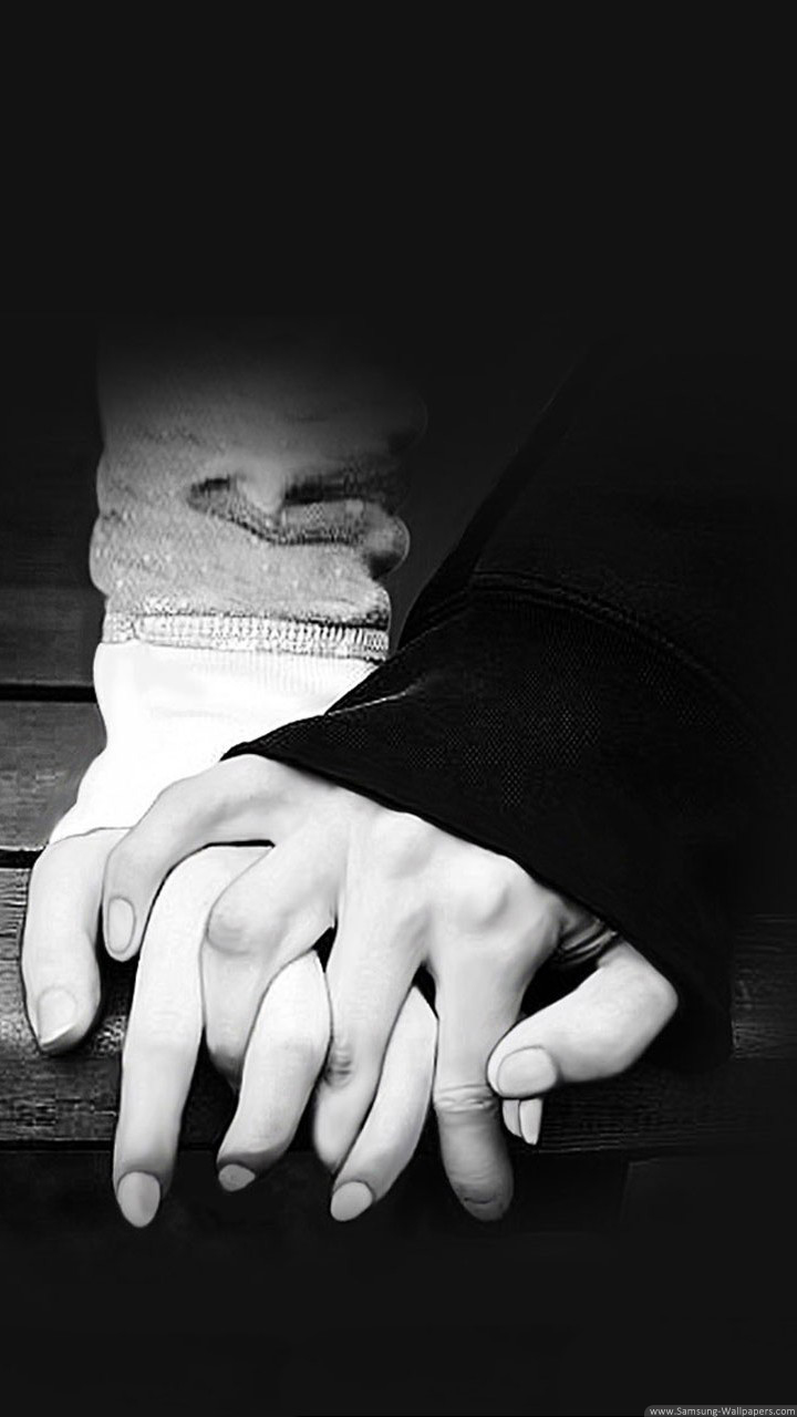Couple Hands Wallpaper