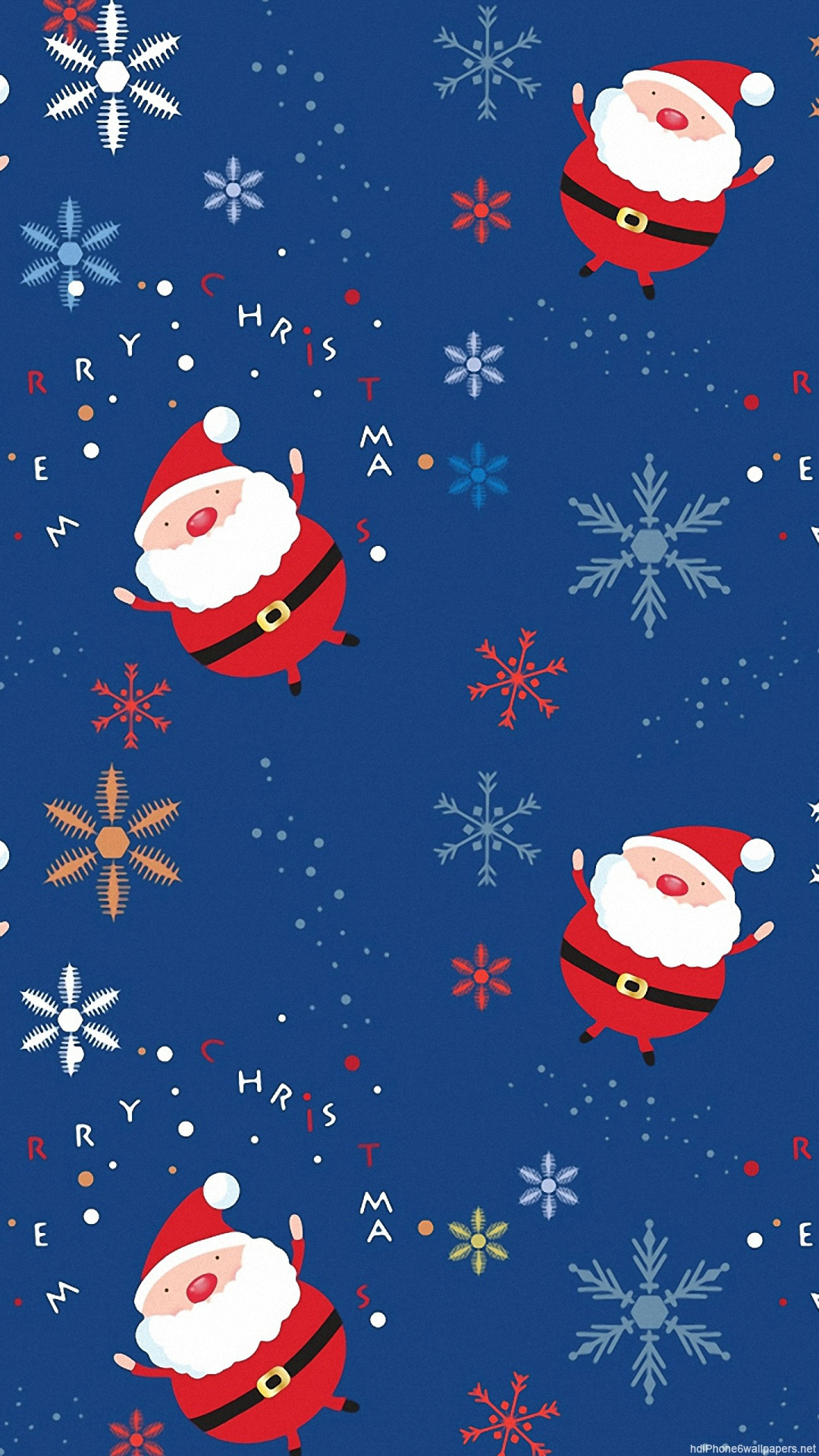 Christmas Home Screen