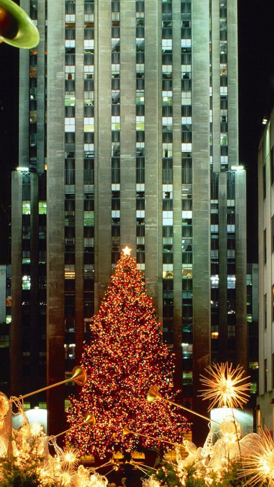 Christmas Tree in New York City