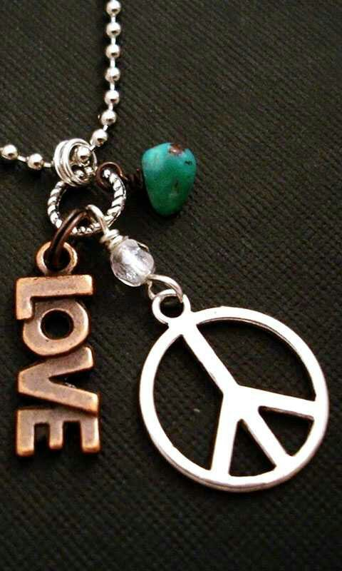 Love Keyring Wallpaper