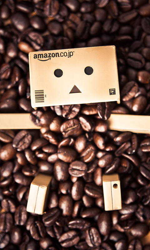 Amazon Danbo Coffee Beans