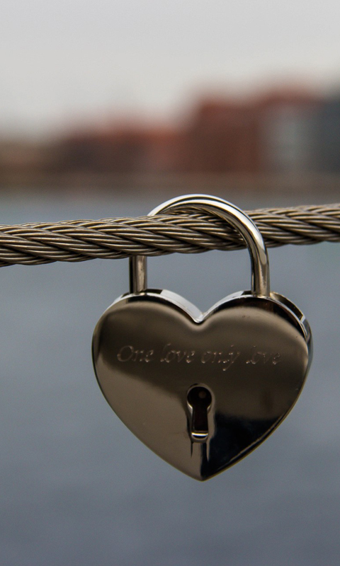 Heart Lock Picture
