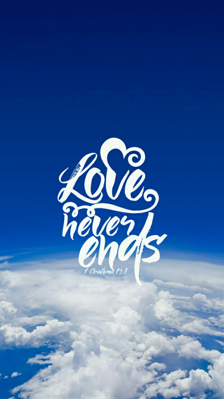 Quote Love Never End
