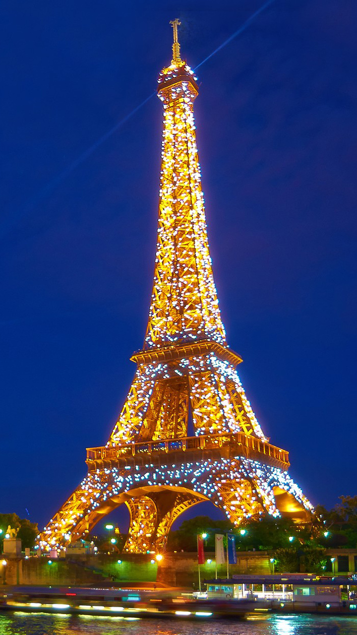 Eiffel Tower Lighting