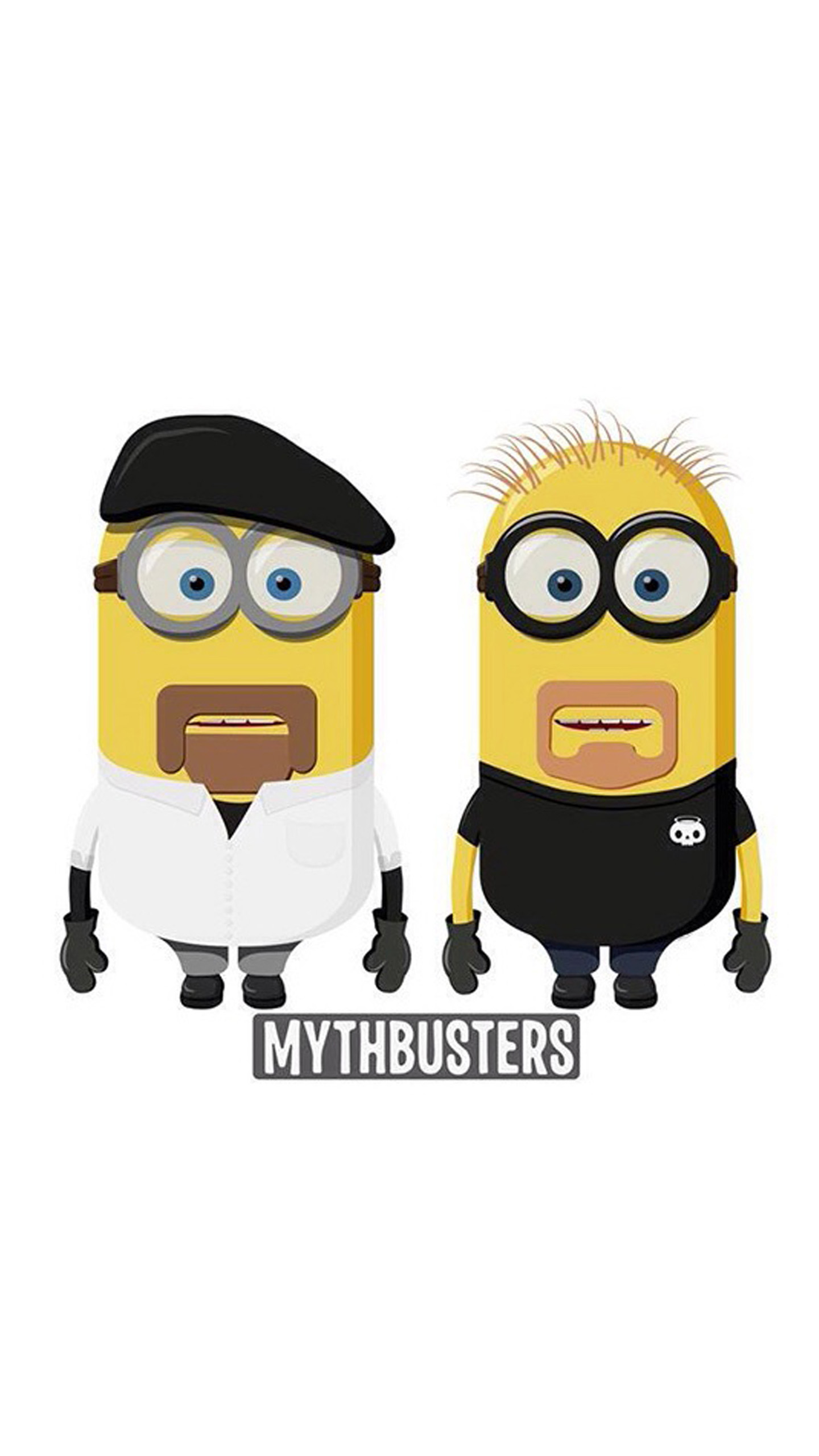 Mythbusters Minions Animation