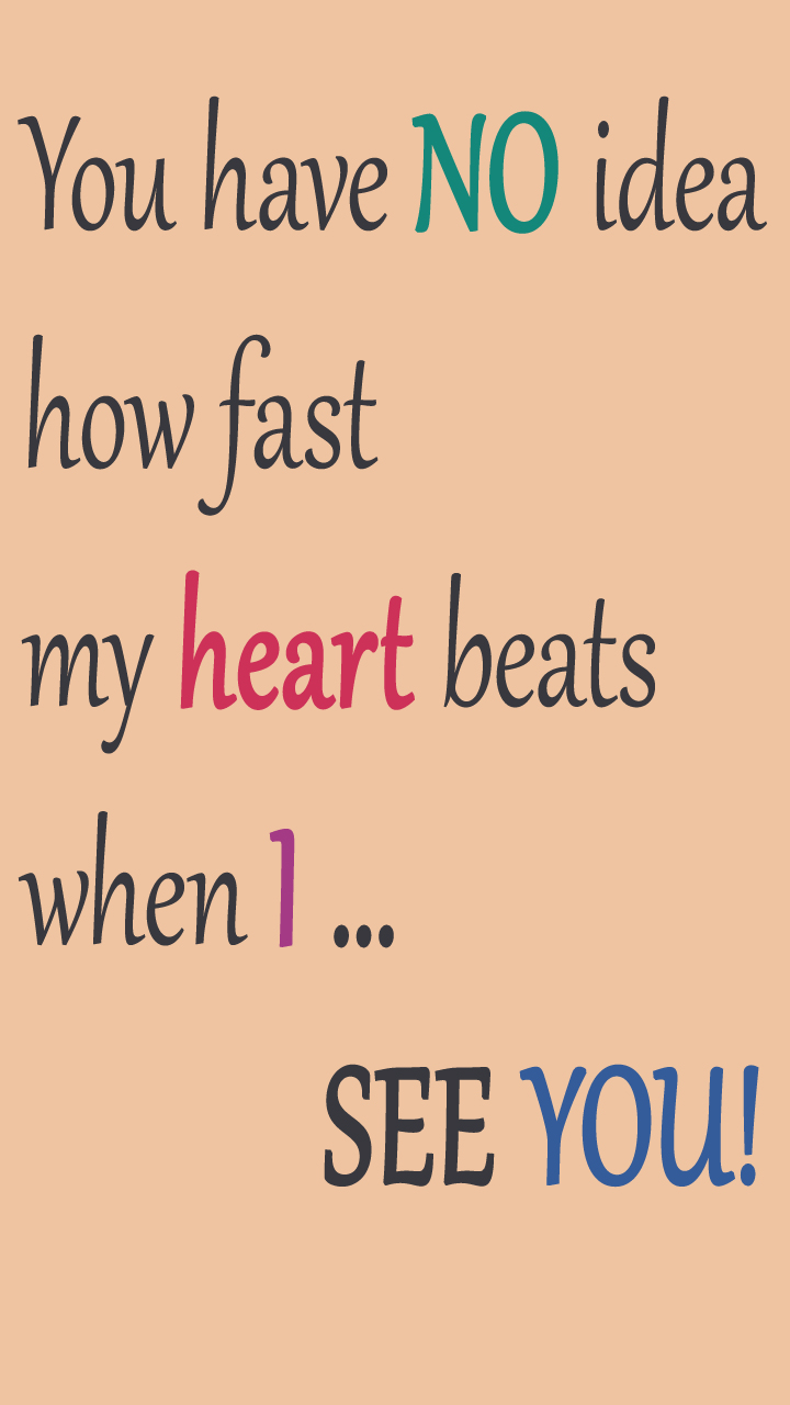 My Heart Quote