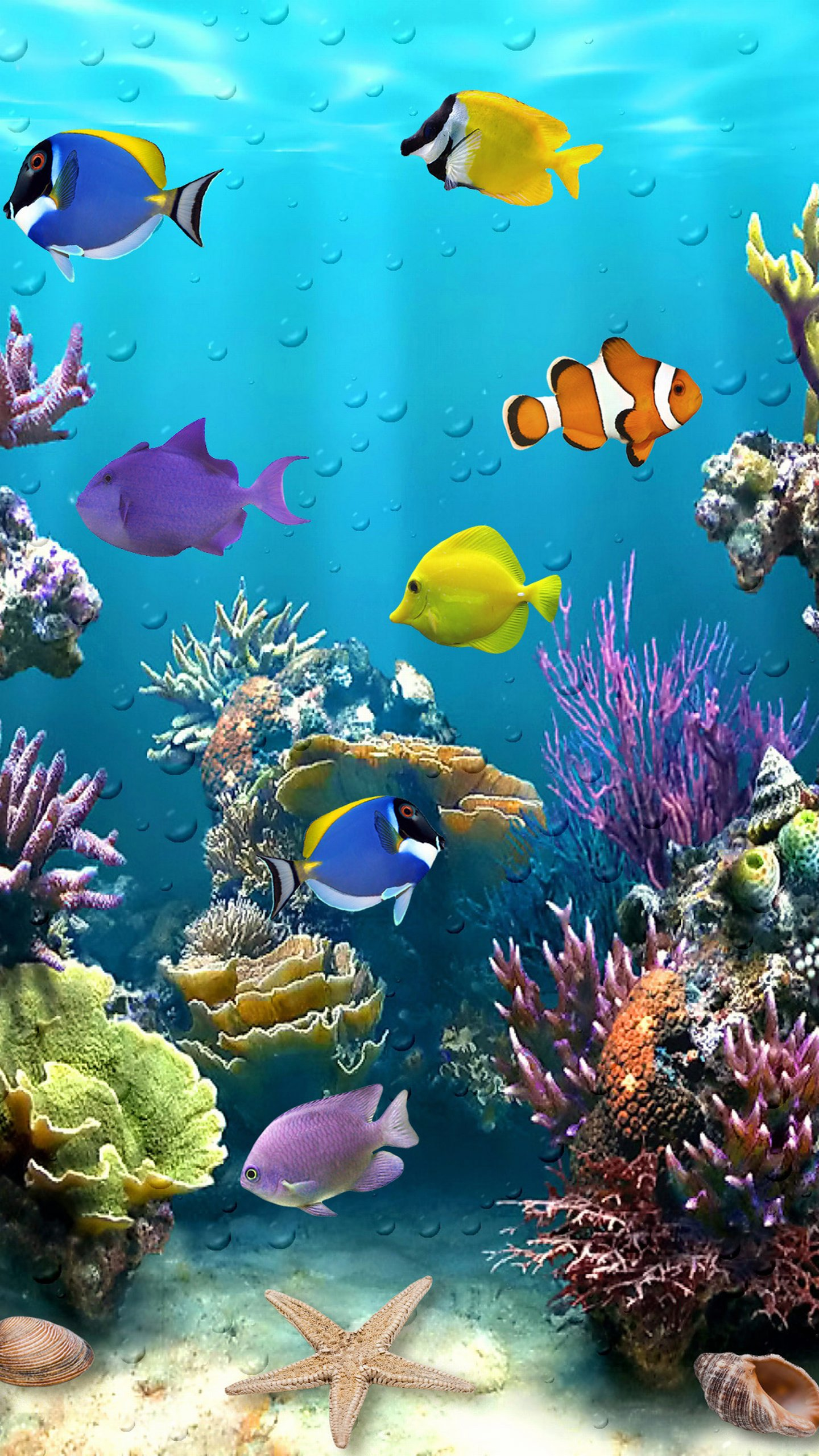 3d aquarium live wallpaper for pc free download
