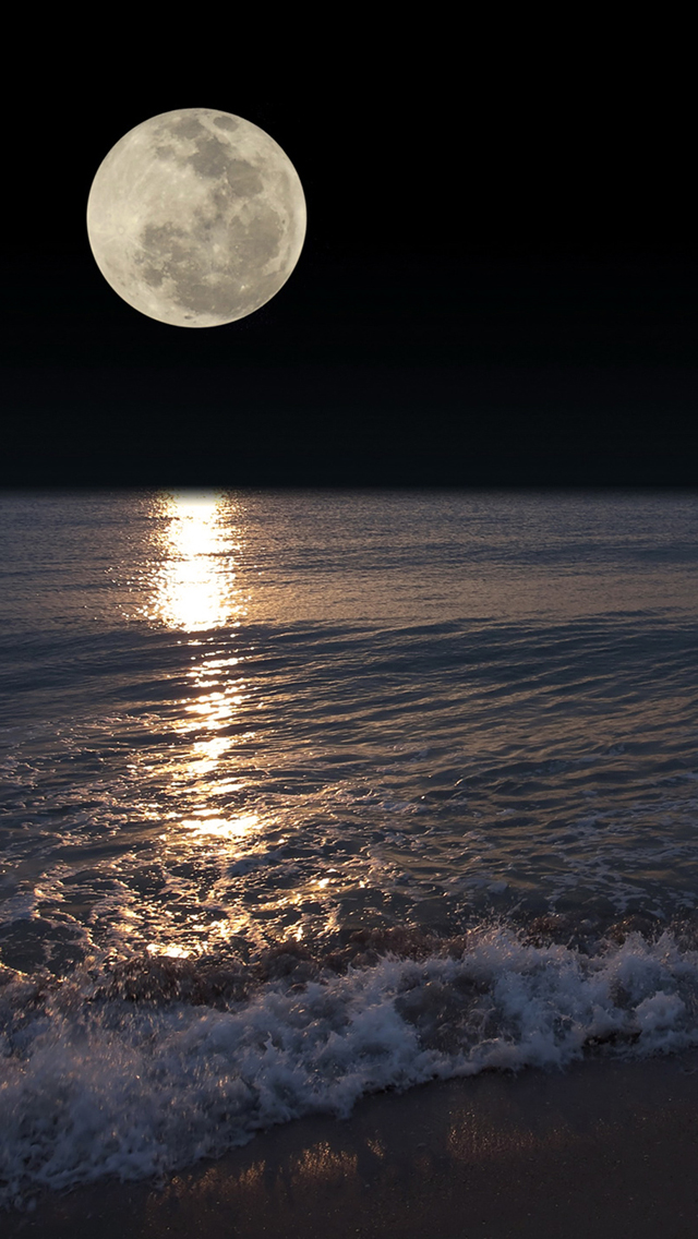 Beautiful Full Moon