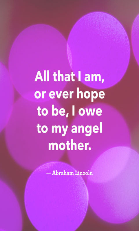 Nice Mothers Day Quotes