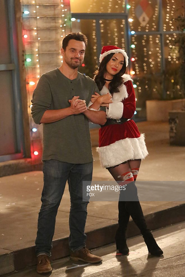 New Girl Christmas Megan Fox
