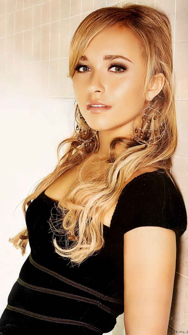 Beautiful Hayden Panettiere