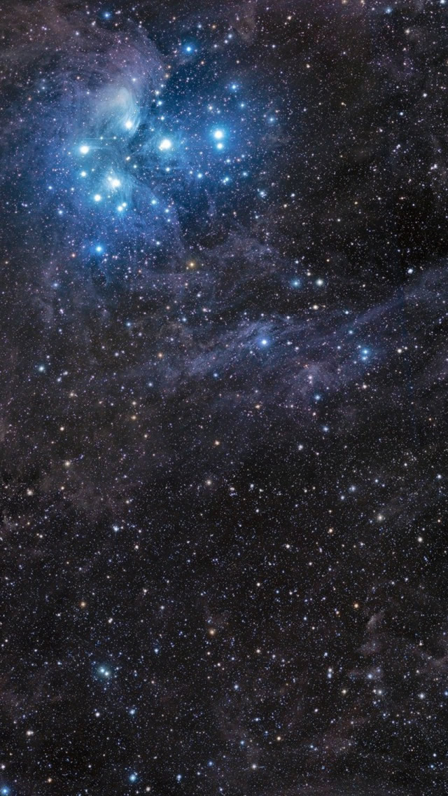 galaxy space iphone wallpaper
