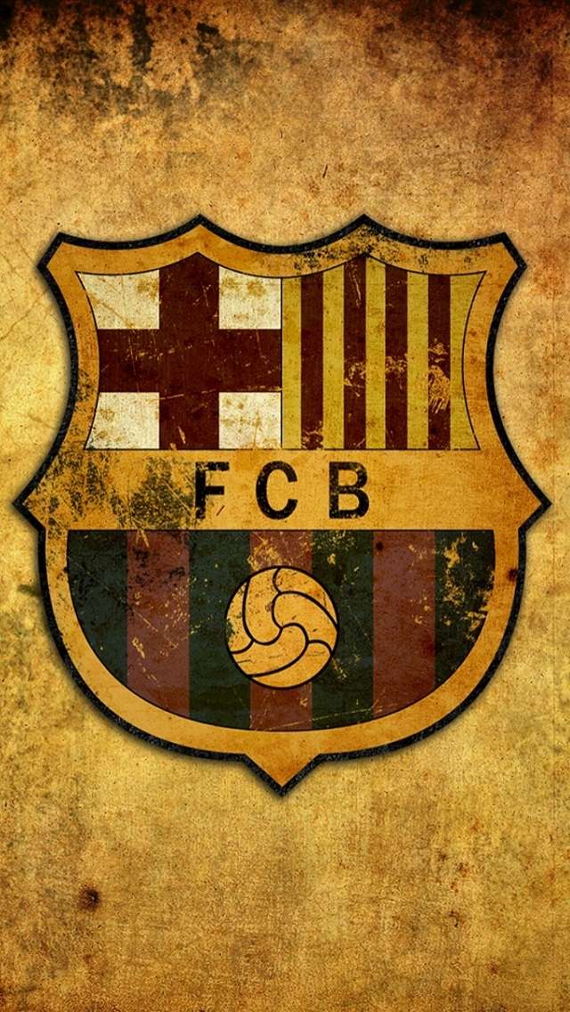 Vintage FCB Logo Wallpaper