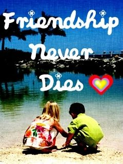 Friendship Never Dies iPhone