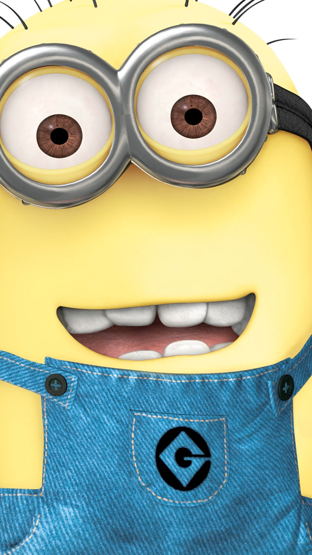 Happy Minion Wallpaper