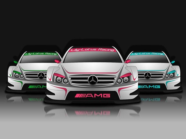 Mercedes AMG Wallpaper
