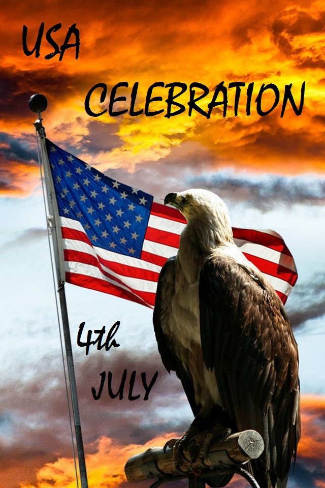 USA Celebration 4th July