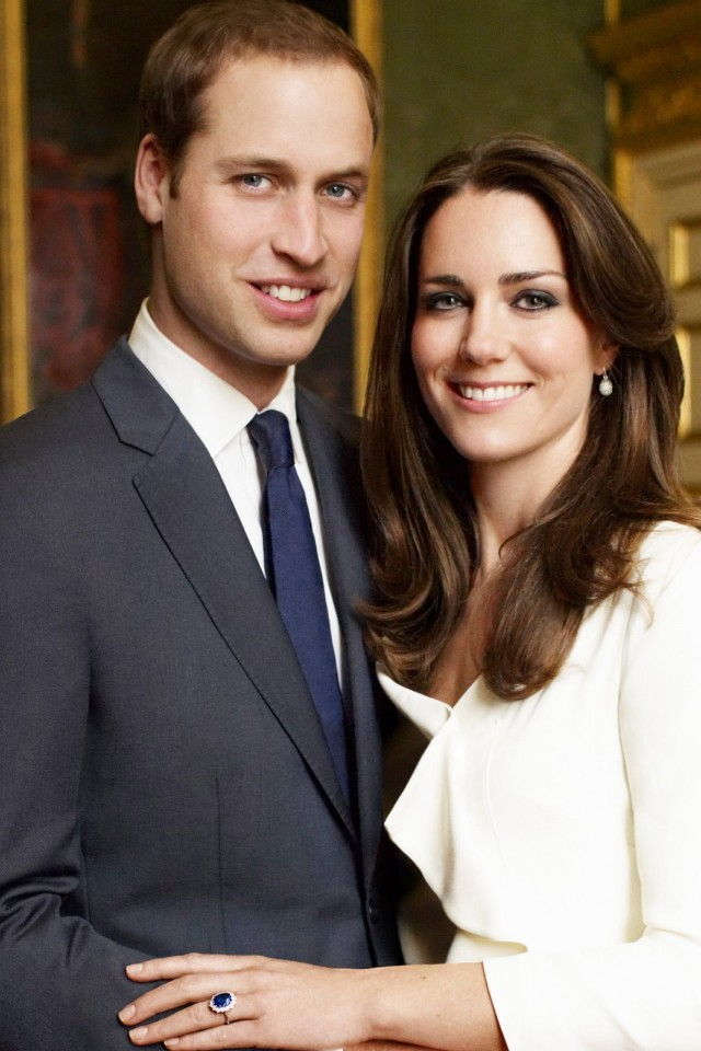 Beautiful Prince William And Kate Middleton