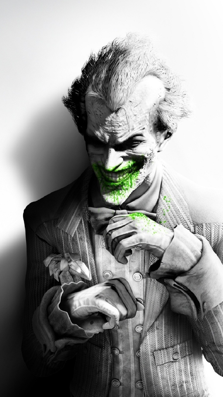 Black & White Joker