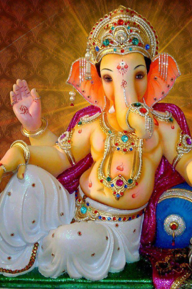 Lord Ganesh Hd Wallpaper
