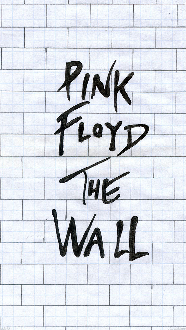 Pink Floyd The Wall Quotes