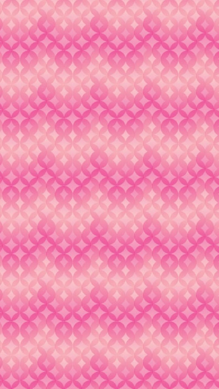 Pink Pattren iPhone Wallpaper