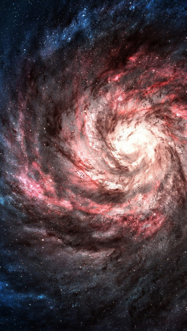 Spiral Galaxy Wallpaper
