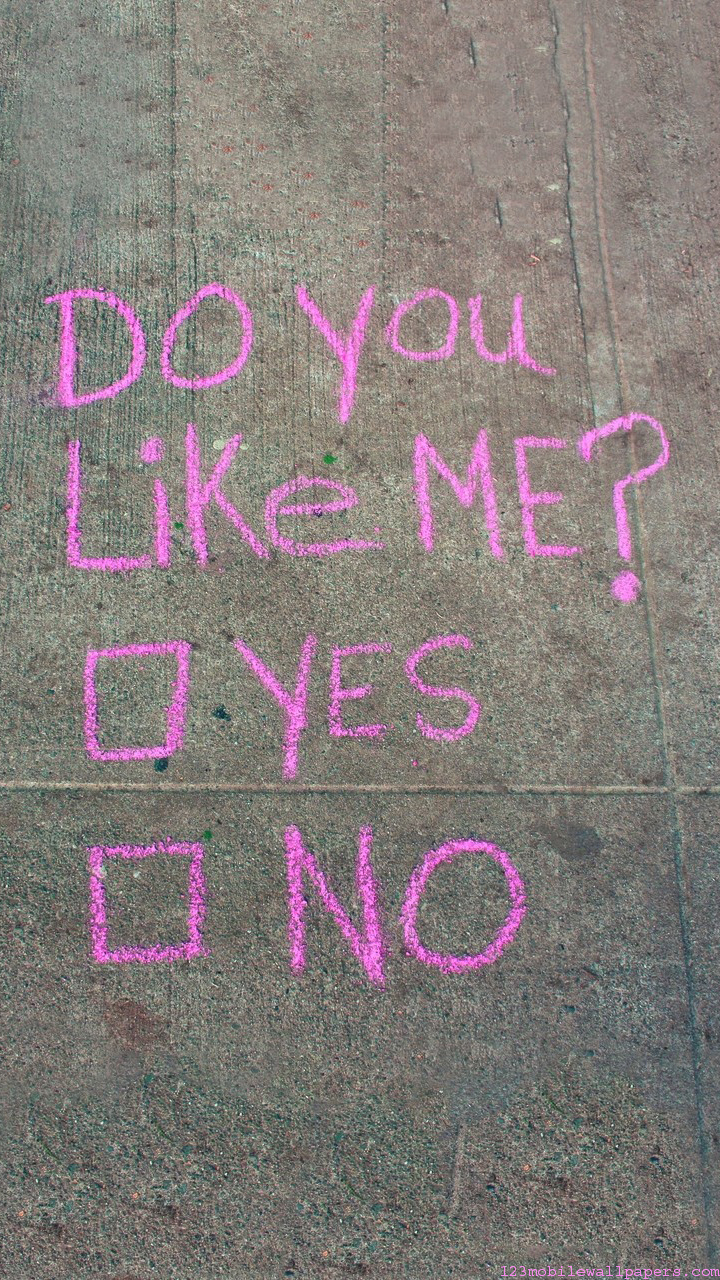 Do You Like Me Quotes