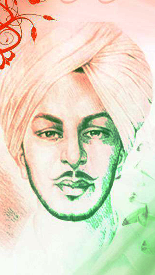 HD Bhagat Singh Wallpaper