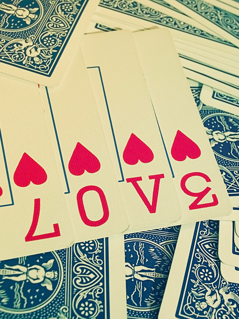 Love Quotes By Cards