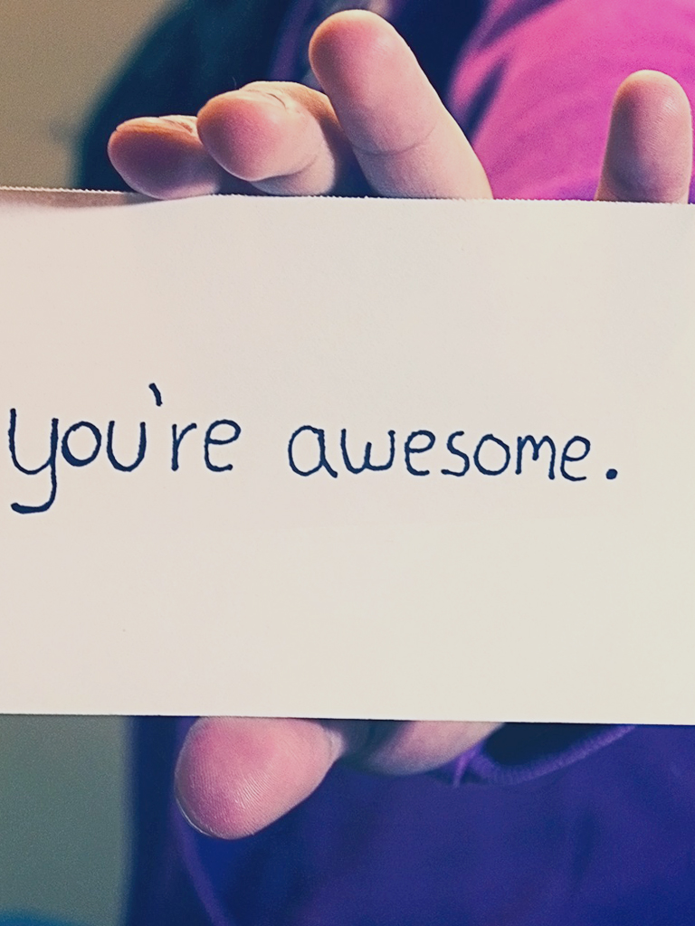Quotes You're Awesome