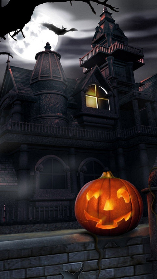 Witch House Wallpaper