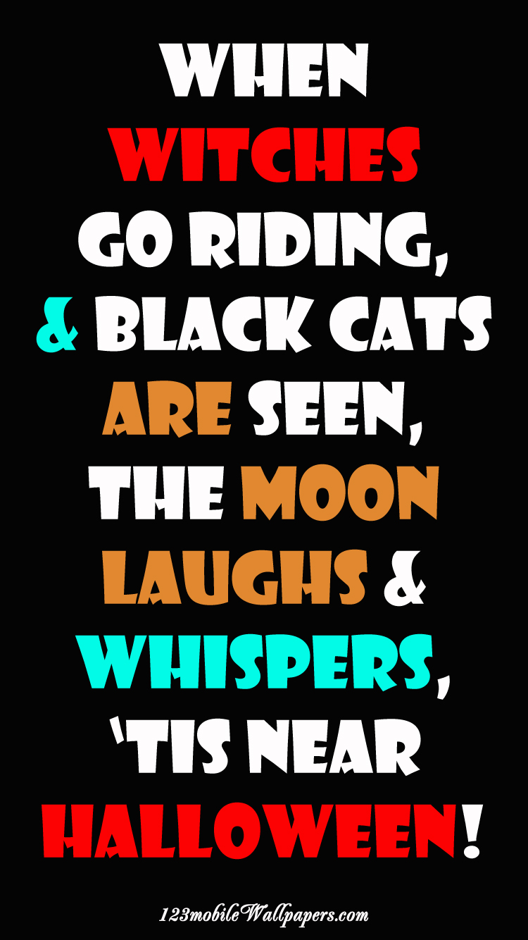 Witches Go Riding