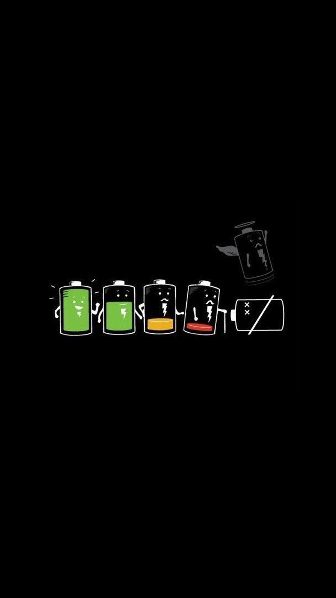 Battery Life Cycle Wallpaper