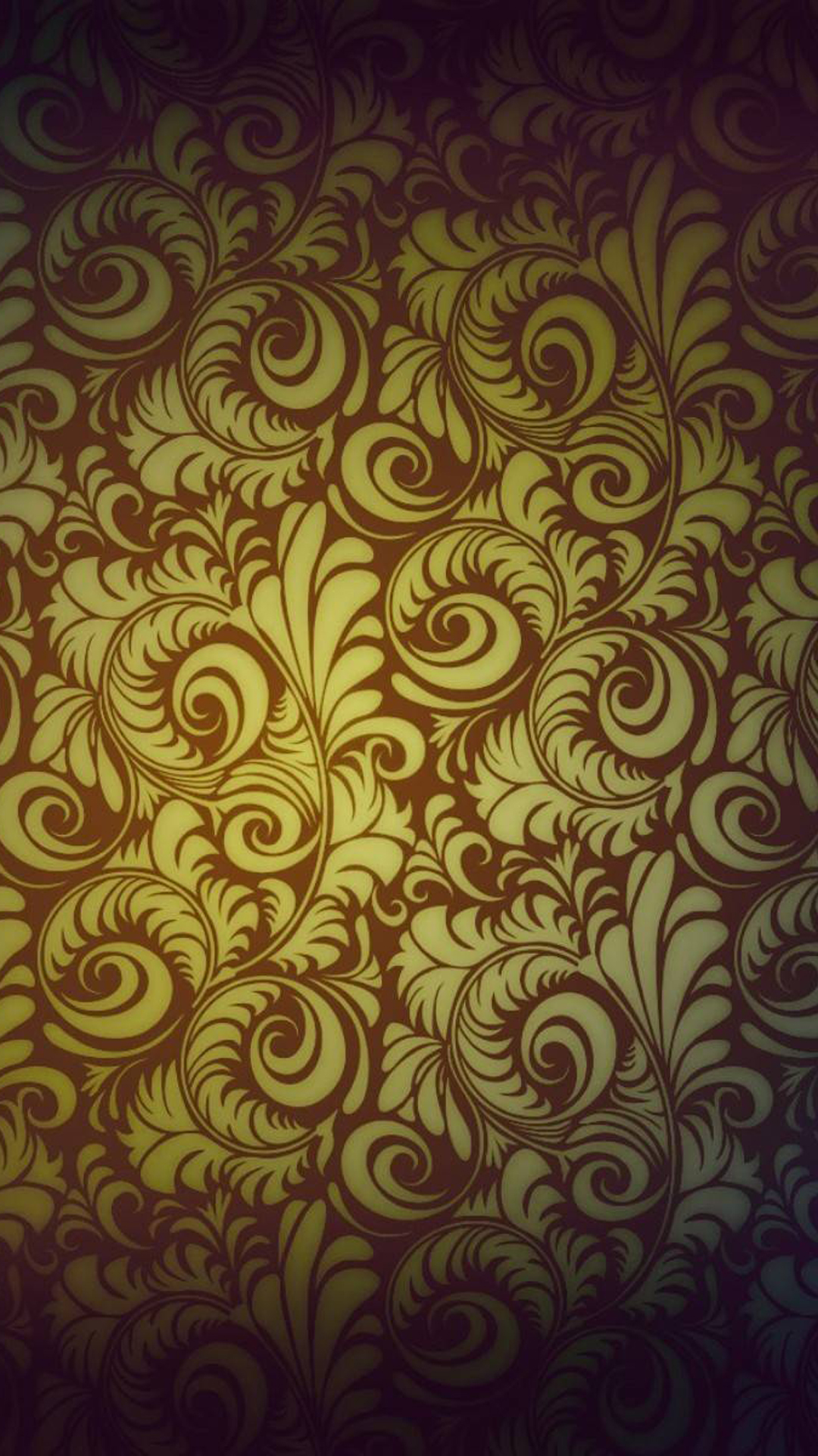 Texture Painting Wallpaper