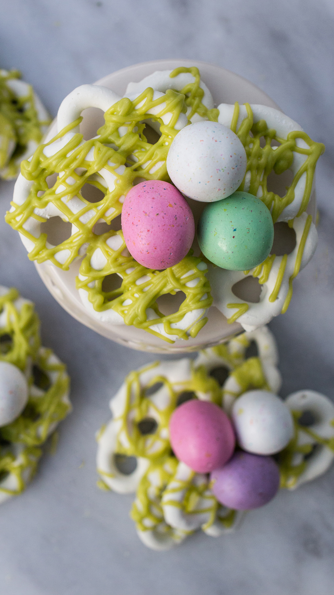 Easter Eggs Cup Cake