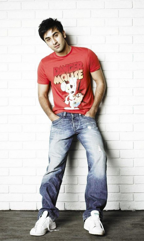 Funky Ranbir Kapoor HD Photo