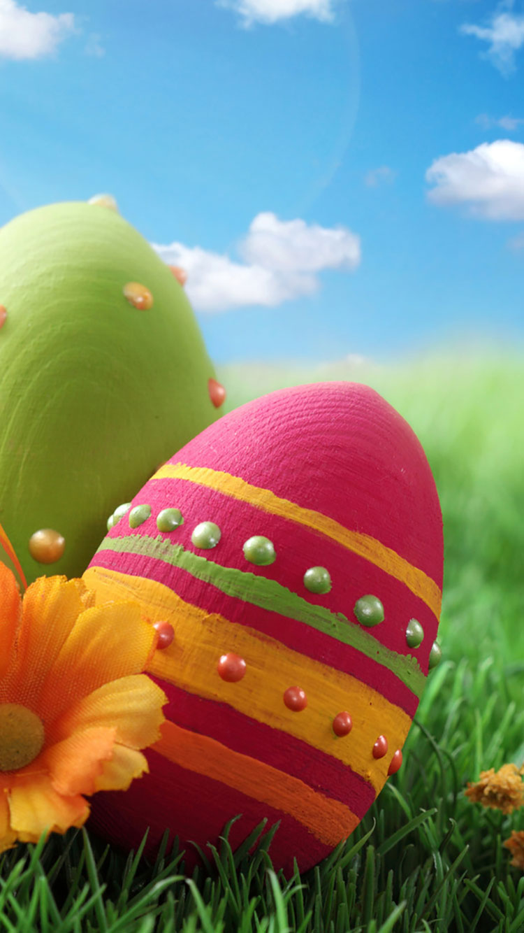 Handcrafted Easter Eggs