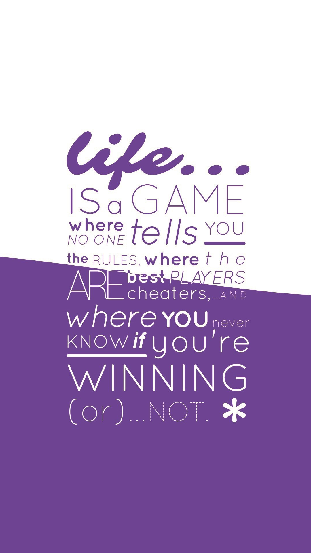 Life is Game