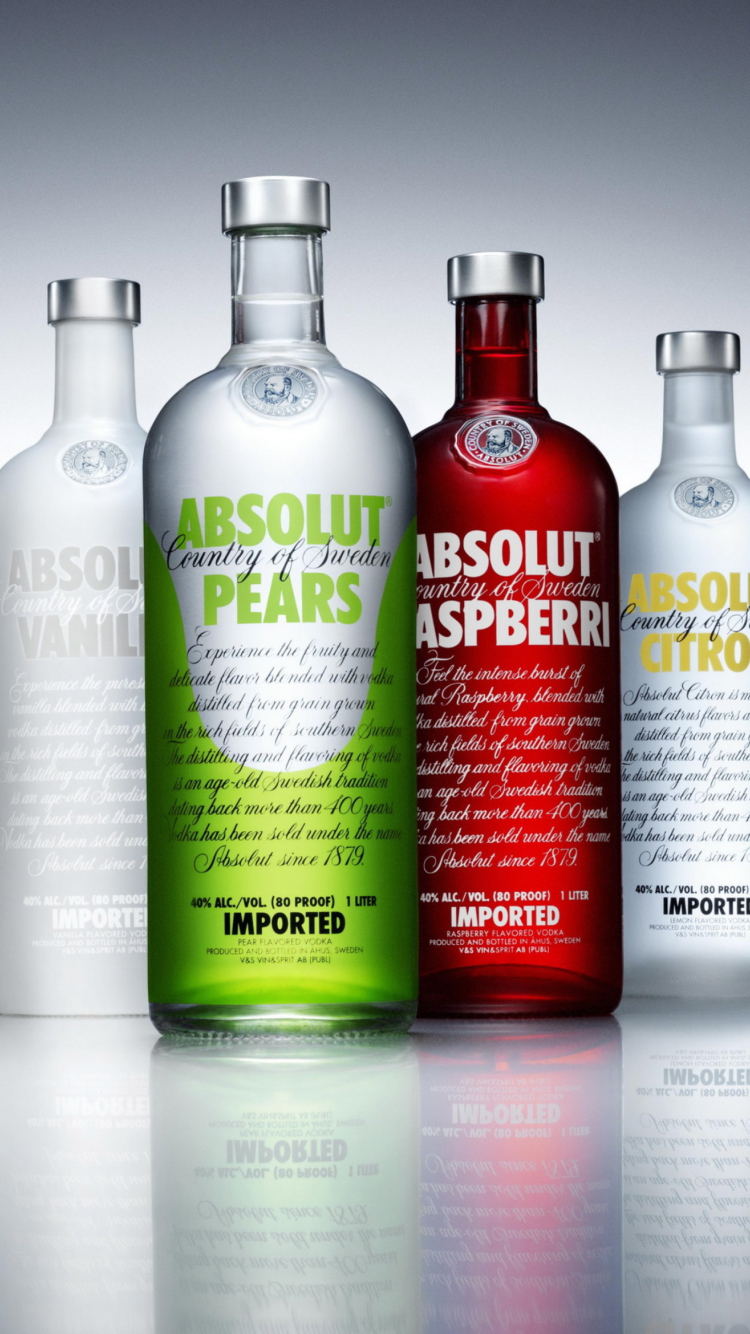 Absolut Family Wallpaper