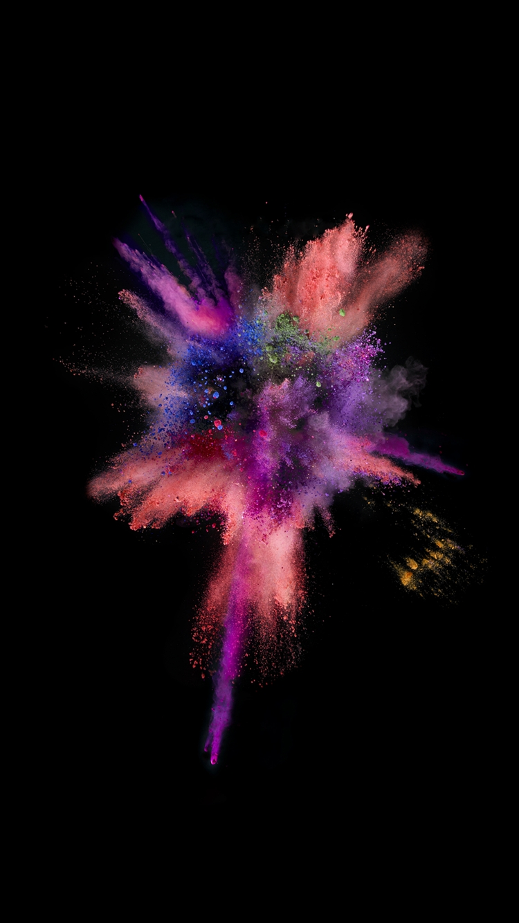 Colors Explosion IOS9