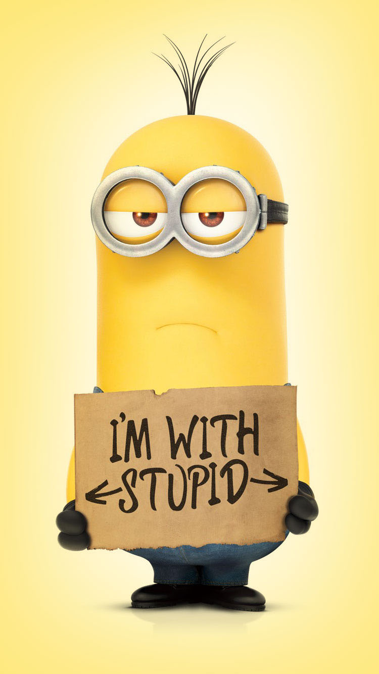 Funny Cool Minions