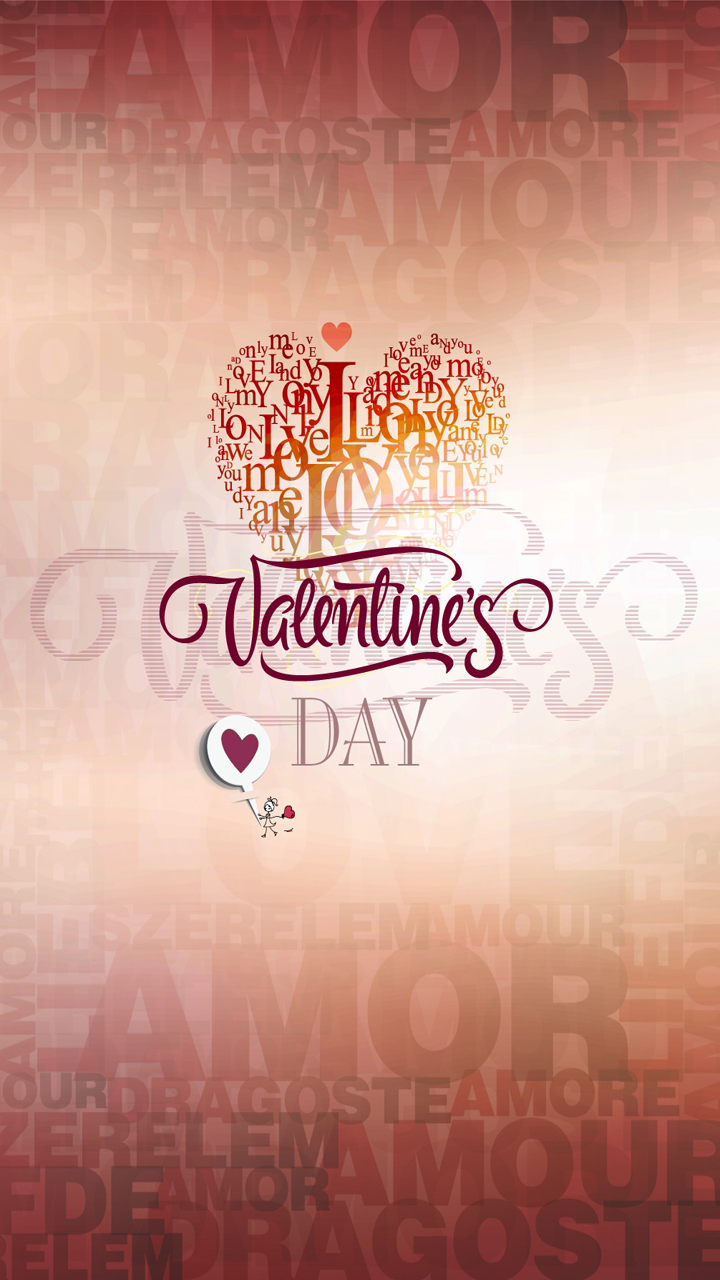 Happy Valentines Day Wallpaper