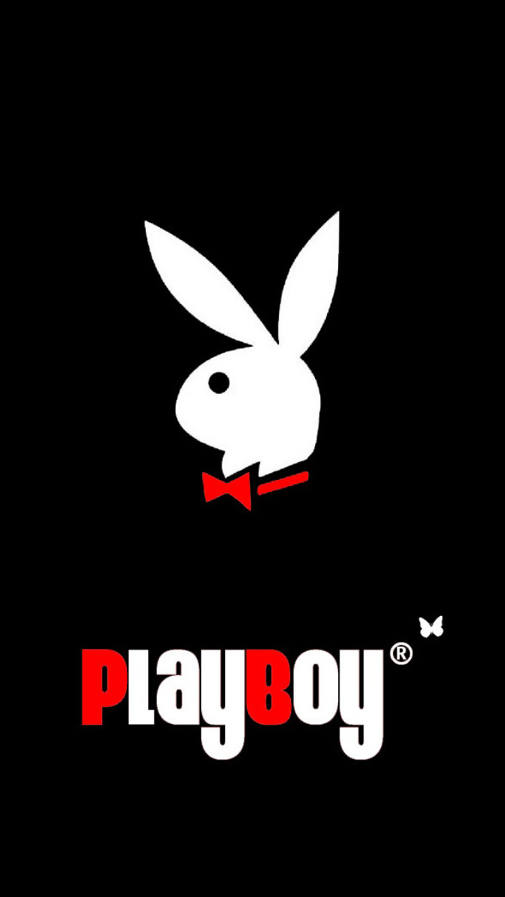 Colorful Playboy Logo