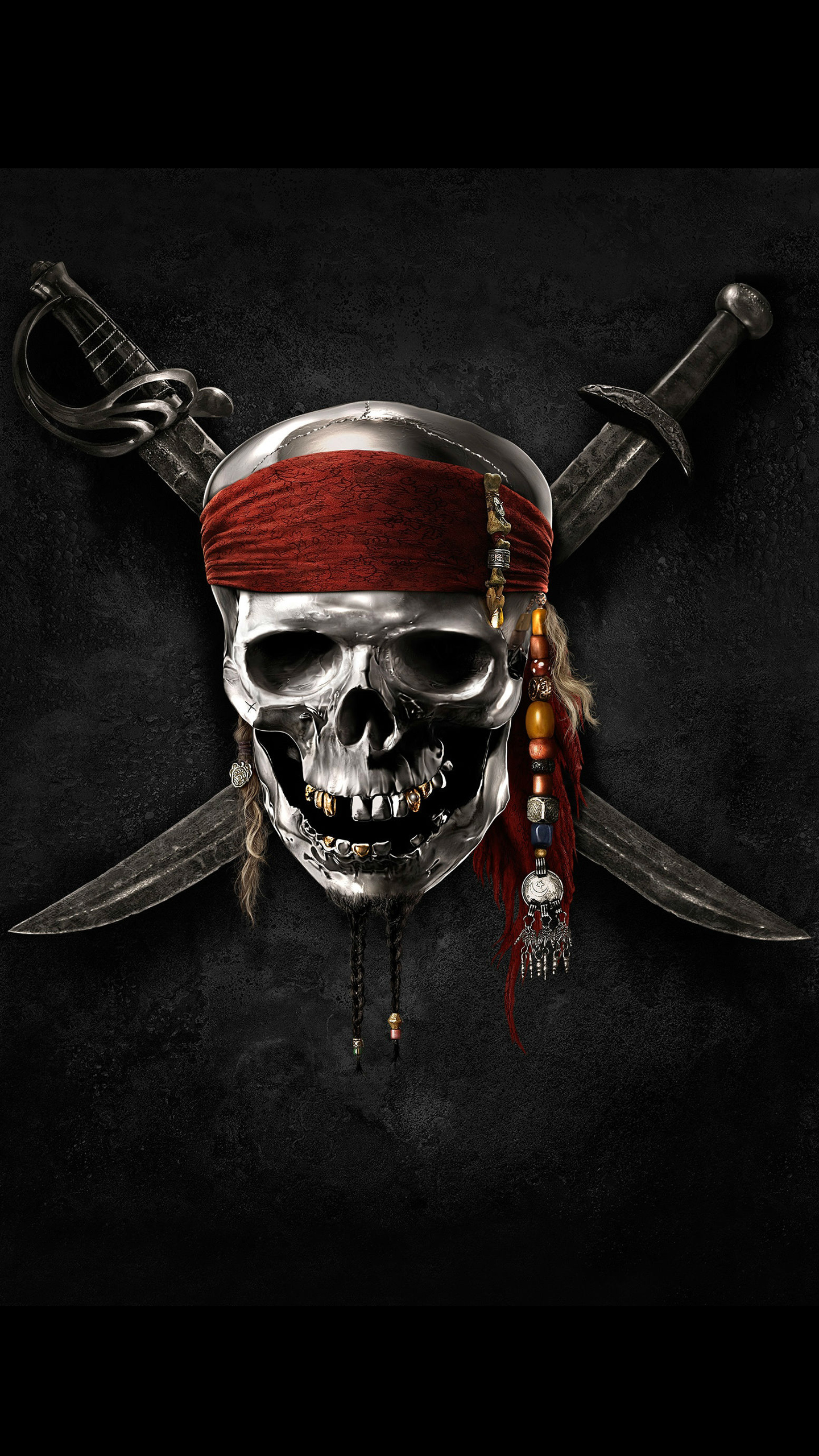 Caribbean Pirates Movie Logo
