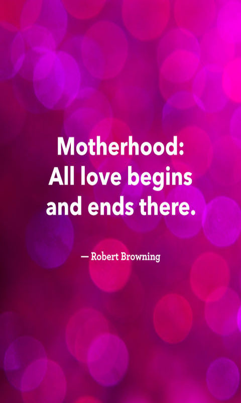 Quotes About A Mother